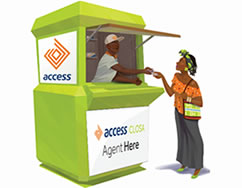 Access Bank PLC - Agency Banking